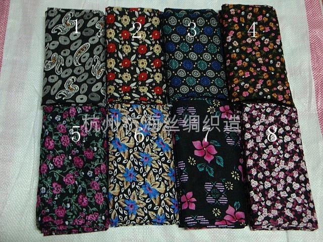 10年日韓流行印花圍巾 4
