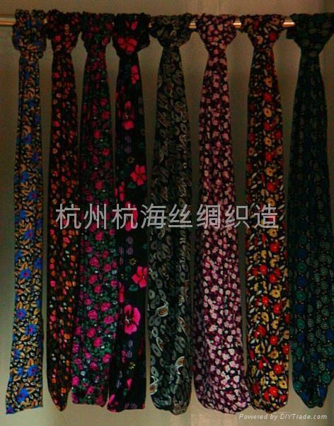 10年日韓流行印花圍巾 5