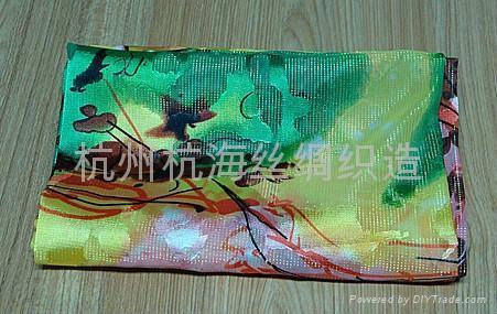 10年日韓   花紋女士圍巾 5
