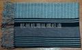 10年日韩  单品,十字花纯棉围巾 2