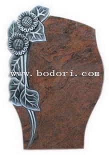 offer the colored drawing gravestone CH-005 in high quality 1