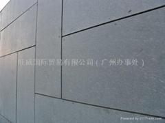 美岩板的外墙效果图