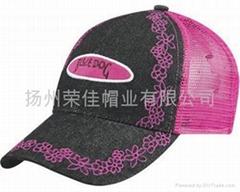 RJ6-097A网眼棒球帽