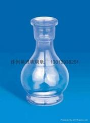 水烟袋玻璃瓶 水烟枪玻璃瓶