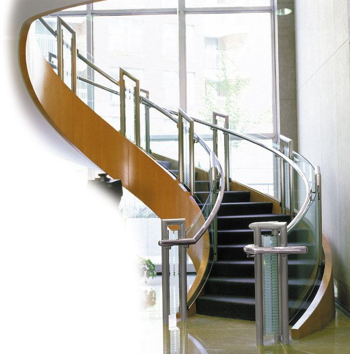 Stainless Steel Handrails, Stainless Steel Combination Stair 1 ...