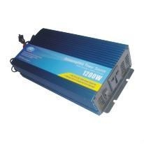 power inverter with build-in ups battery charger 1200W