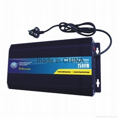 power inverter with ups battery charger 2500W