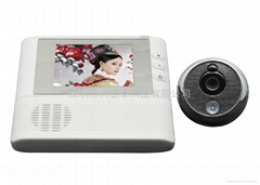 2.8inch Peephole Viewer Video Door Bell Camera