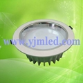 LED ceiling lighting/led panel ceiling light/led downlight COB or SMD