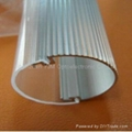 TT5/T8/T10 led tube aluminum extrusion shell/led tobe/led accessories
