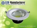 20W COB led downlight retrofit