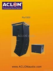 Line array loudspeaker