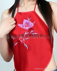 Supply of hand-painted silk, fine underwear, silk underwear