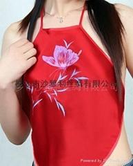 Supply of hand-painted silk, fine underwear, silk underwear