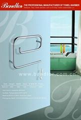 电热浴巾架
