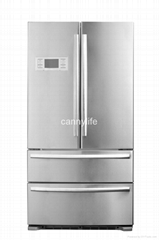 Refrigerator / Multi-Door Refrigerator / French Fridge