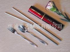 鋁盒仙鶴三件套