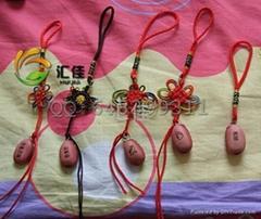 魔豆挂飾手機鏈挂件