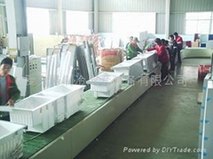 冰箱设备及模具,冰箱生产线及专用设备工装夹具
