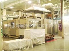 冰箱生产多工位真空成型吸附设备-用于冰箱内胆ABS或HIPS