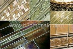 Oceanside Designs item (recycle mosaic)