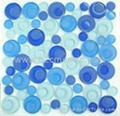 圆形玻璃马赛克 4