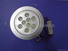 LED Ceiling light 9*3W