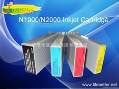 Canon 1201 N1000/N2000 new large format inkjet cartridge
