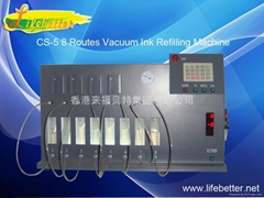 Lifebetter CS-5 8routs Vacuum Refilling Machine