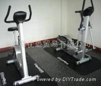健身器材墊、跑步機墊、橡膠地墊、橡膠板、橡膠地板