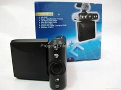 記錄儀汽車黑匣子車載攝像機夜視廣角