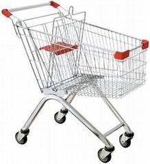 超市購物車