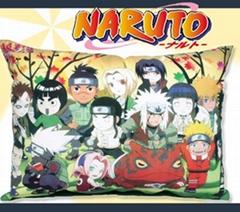 JAPAN Naruto LEAF NINJA Pillow Cushion