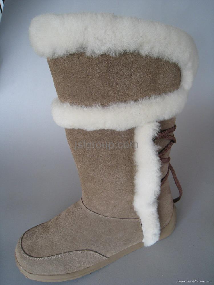 sheep skin( double face)shoes - tgc003 - OEM (China ...