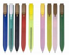 Bookmark Ball Pen,bookmarker pen,cheap pen,plastic promotion pen