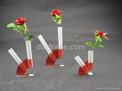 Tube Glass Vase