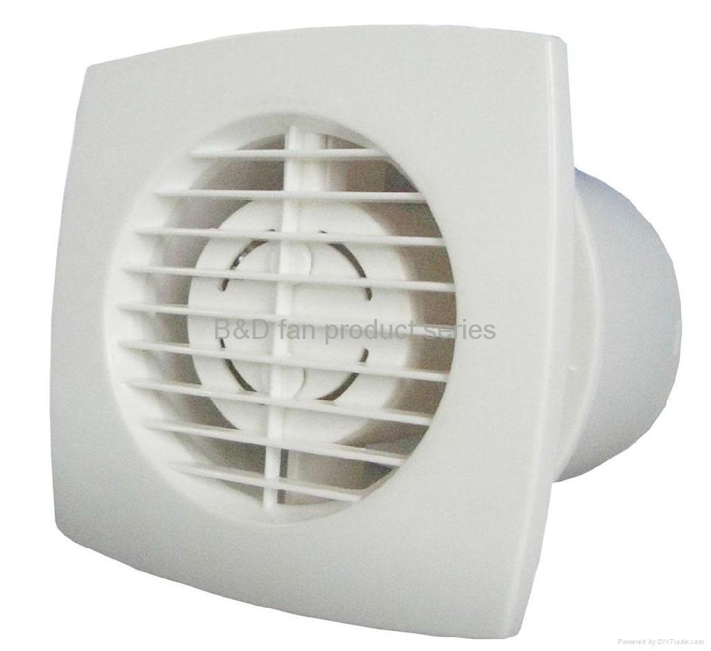 Bathroom Fans Product : Bathroom exhaust fan slim type apc b oem china