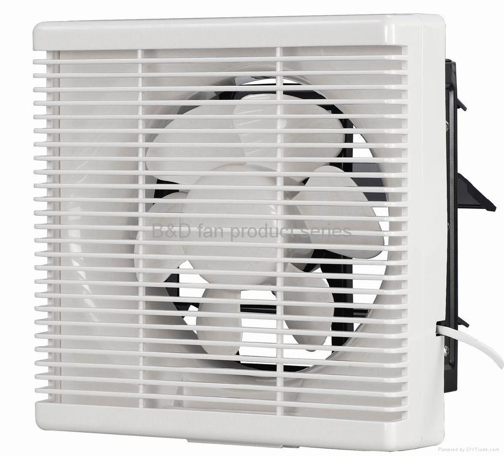 louver type exhaust fan(metal type with grill) - apb-mg - oem