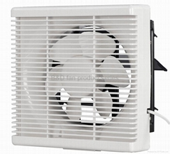 Louver type exhaust fan(Metal type with grill)