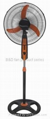 "18"" industrial stand fan"