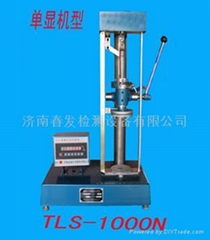 TLS-5000N螺旋弹簧拉压液晶双显试验机