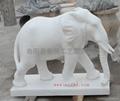 漢白玉大象 1