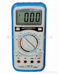 DT-9805A数字万用表