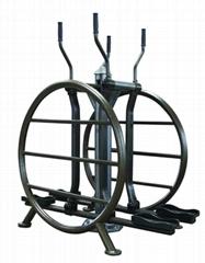 dual walking equipment