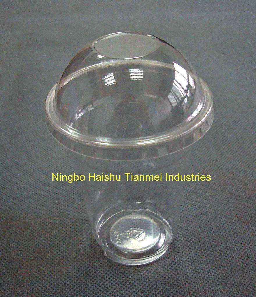Disposable plastic cup 2