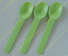 Biodegradable spoon