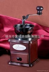 咖啡器具生产商--富佳源品牌磨豆机