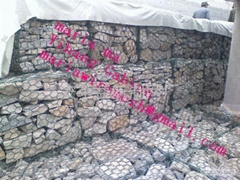 Gabion Box, Hexagonal W