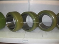 Polyurethane Wheels For Forklift Parts China Manufacturer