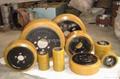 Polyurethane Wheels For Forklift Parts China Manufacturer